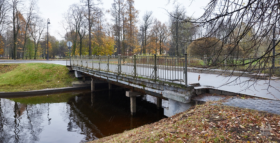 The 9th Kamennoostrovsky Bridge
