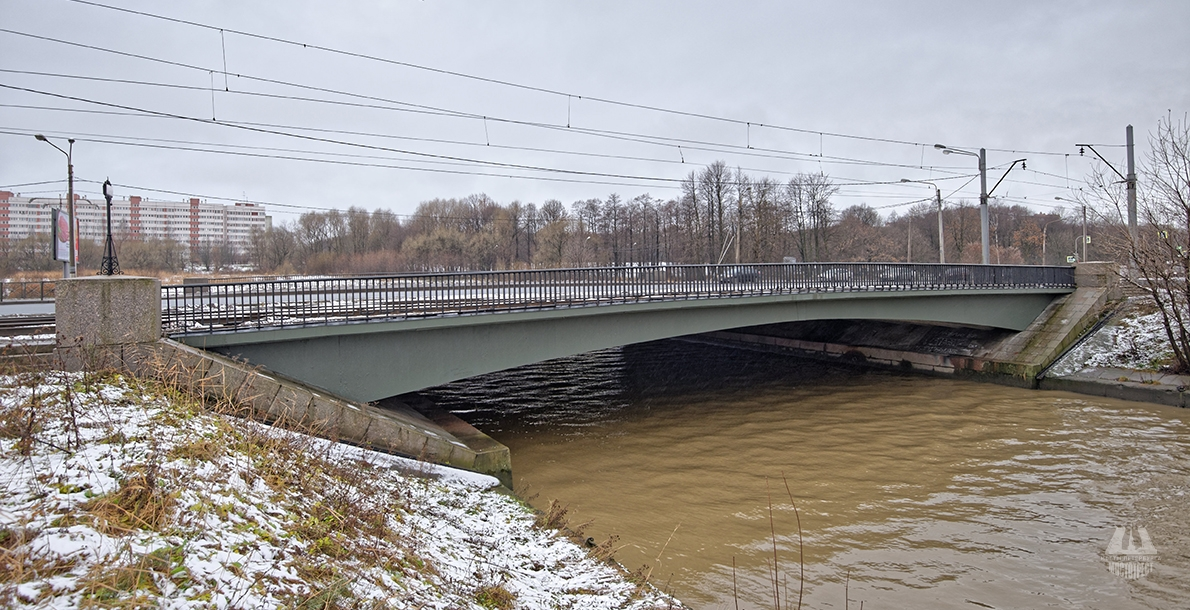 The 1st Petergofsky Bridge
