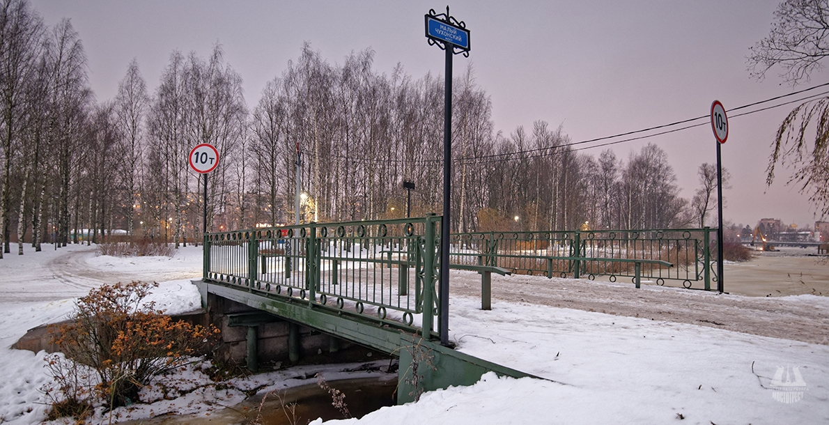 Maly Chuhonsky Bridge