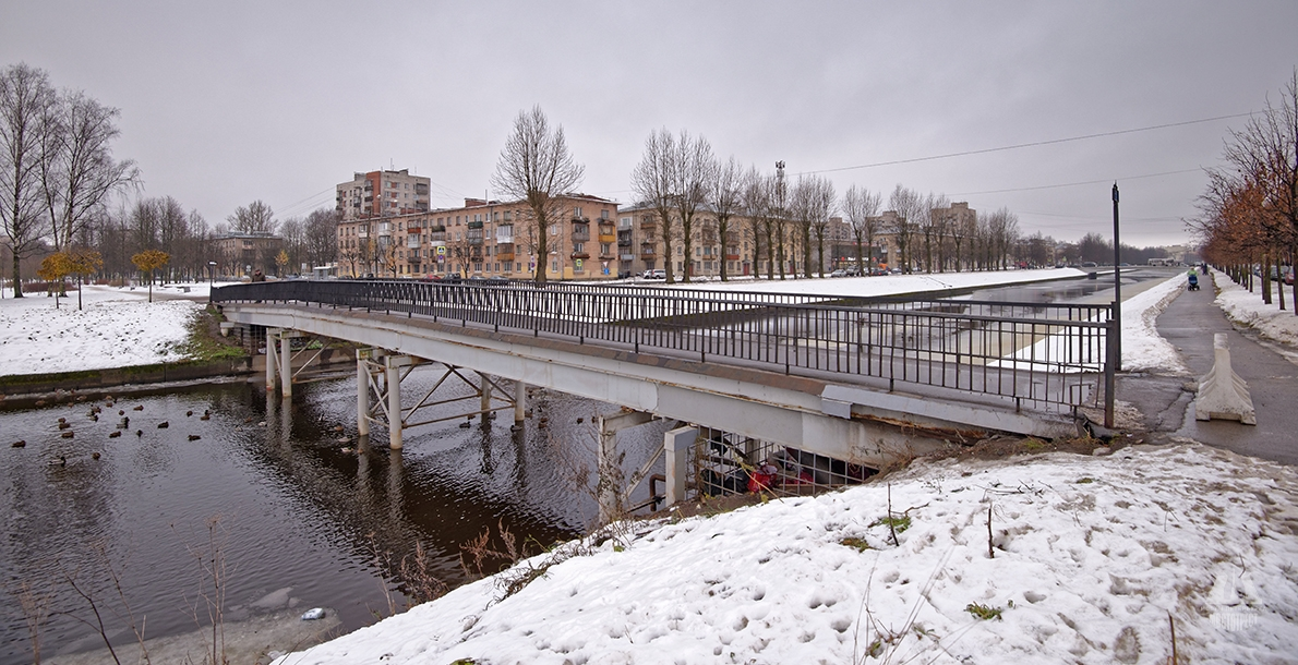 Kharlamov Bridge (Kolpino)